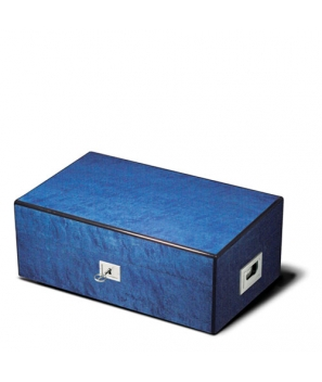 Davidoff No. 4 Blue Maple Humidor