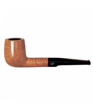 Davidoff Pipe No. 412 Billiard Bright Natural Finish