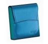 Davidoff Blue/green Leather Twenty Finger Mini Cigarillos Case