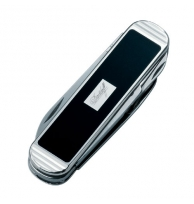 Davidoff Cigar Knife Lacquer Black