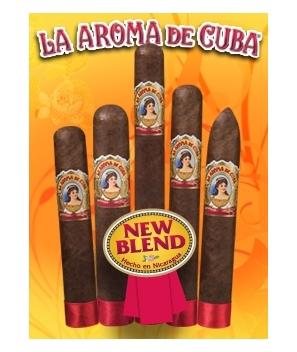 Aroma De Cuba Monarch Bx25