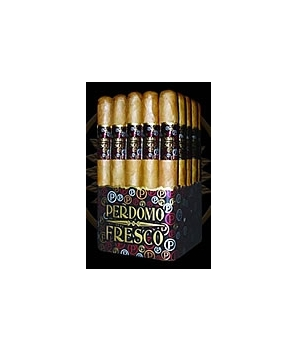 Perdomo Fresco Maduro Bundle 25  5 1/4x54