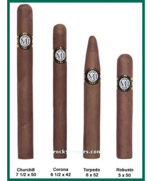 Cusano M1 Connecituct Robusto by Davidoff
