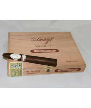 Davidoff Colorado Claro Short Perfecto bx10