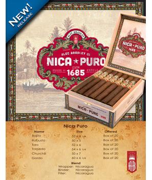 AB Nica Puro Gordo bx20