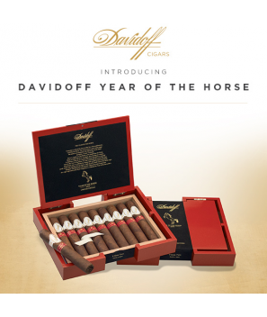 Davidoff Year of the Horse 6x60 bx9