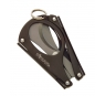 Xikar MTX Multi-Tool Cigar Cutter Black Closed