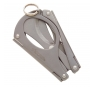 Xikar MTX Multi-Tool Cigar Cutter Bead Blast Closed