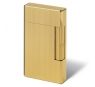 Davidoff Prestige Lighter Gold Plated Vertical Lines