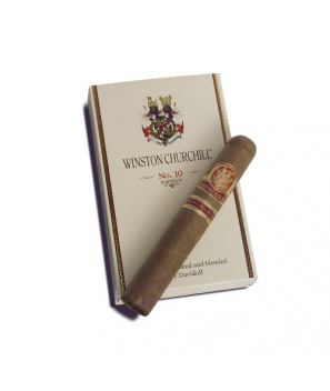 Winston Churchill No. 10 - Box of 25