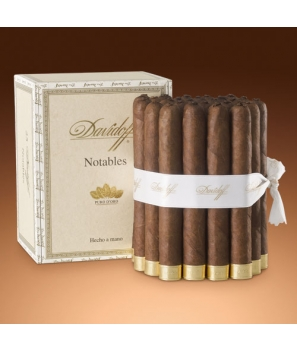 Davidoff Puro D'Oro Notables - Box of 25