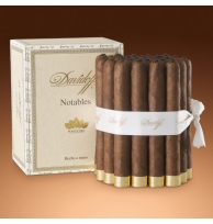 Davidoff Puro D'oro Notables - Pack of 4