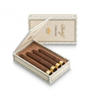 Davidoff Puro D'oro 4-cigar Assortment