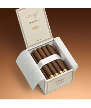 Davidoff Puro D'Oro Eminentes - Box of 25