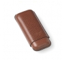 Davidoff Brown Leather Cigar Case R-2