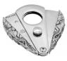 Xikar Xi3 3D Mayan Stainless Steel Cutter Open