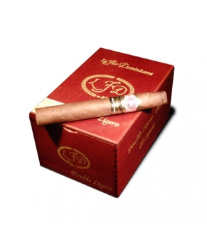 La Flor Dominicana Chisel - Box of 20