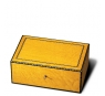 The Griffin's Large Yellow Birdseye Maple Humidor