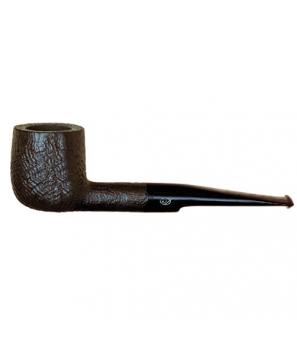 Davidoff Pipe No. 113 Large Pot Sandblasted Black