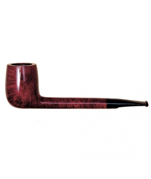 Davidoff Pipe No. 202 Canadian Double Red Finish
