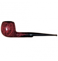 Davidoff Pipe No. 206 Apple Double Red Finish