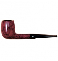 Davidoff Pipe No. 208 Bold Billiard Double Red Finish
