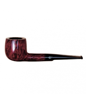 Davidoff Pipe No. 213 Large Pot Double Red Finish