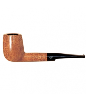Davidoff Pipe No. 408 Bold Billiard Bright Natural Finish