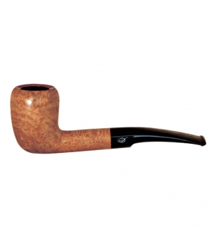 Davidoff Pipe No. 411 Royal Dublin Bright Natural Finish