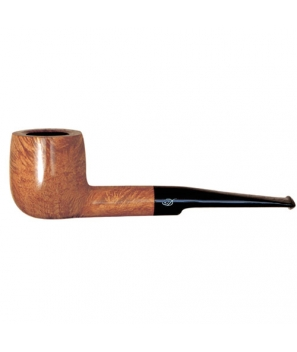 Davidoff Pipe No. 413 Large Pot Bright Natural Finish