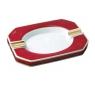 Davidoff Prestige Porcelain Ashtray Red