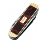 Davidoff Cigar Knife Lacquer Brown