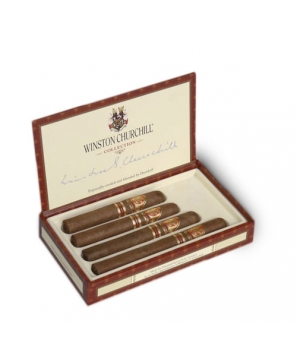 Winston Churchill Collection Sampler