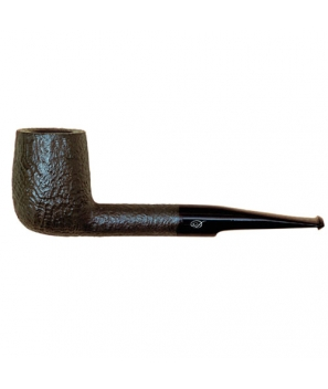 Davidoff Pipe No. 108 Bold Billiard Sandblasted Black