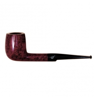 Davidoff Pipe No. 214 Medium Billiard Double Red Finish