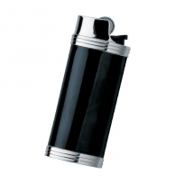 Davidoff Mini Lighter Sleeve - Lacquer Black